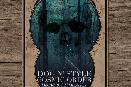 Poster COSMIC ORDER