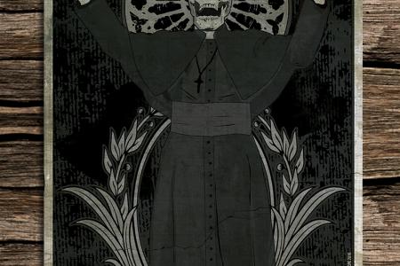 Poster SKULLEMONK
