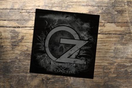 Pochette d'album pour OZ