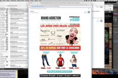 Newsletter BRAND ADDICTION