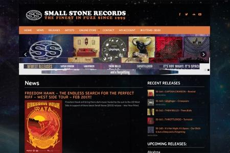 Site Marchand SMALLSTONE RECORDS #1